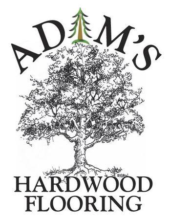 Adamshardwoodflooring Logo