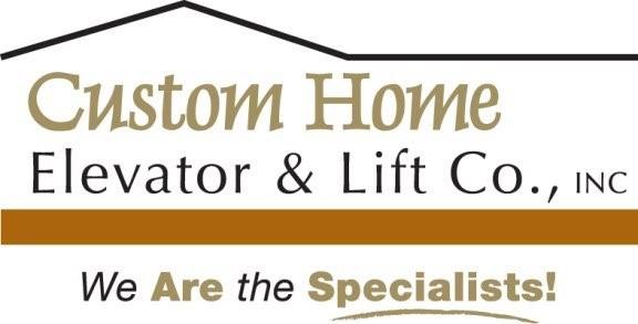Customhomeelevator Logo