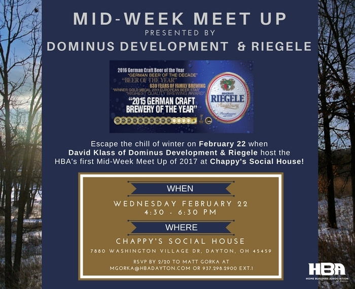 02.22.17 Mid Week Meet Up Save The Date 2