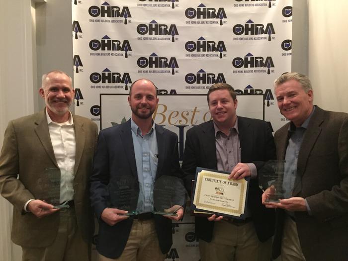 OHBA 2017 Best of Ohio Homes - Dayton Winners