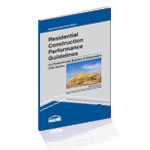 Residential Construction Performance Guidelines Contractor Reference Fifth Edition