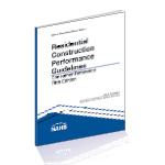 Residential Construction Performance Guidelines Consumer Reference Fifth Edition