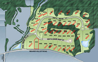 Fox Ridge Estates Plat Map