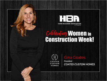 Gina Coates of Coates Custom Homes