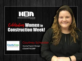 Courtney Schneider Women in Construction